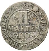 2 Mariengroschen - Karl von Lothringen – revers