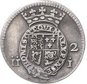 2 Mariengroschen - Ernst August II. von York – avers