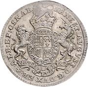 12 Mariengroschen - Ernst August II. von York – avers