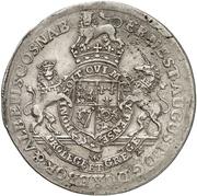 1 Thaler - Ernst August II. von York – avers
