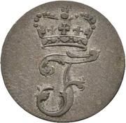4 Pfennig - Friedrich von York – avers
