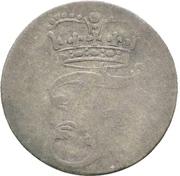 6 Pfennig - Friedrich von York – avers