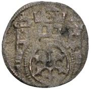 1 Pfennig - Konrad IV. von Rietberg – revers