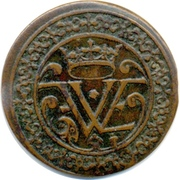 12 Pfennig - Franz Wilhelm von Wartenberg – avers