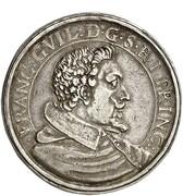 2 Thaler - Franz Wilhelm von Wartenberg – avers