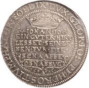 1 Thaler - Gustav II Adolf (occupation suédoise) – revers