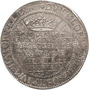 1 Thaler - Gustav II Adolf (Death; Swedish occupation) – revers