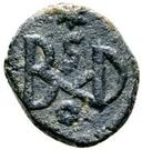 2½ nummi Baduila / Au nom de Zénon, 476-491 (Ticinum) – revers