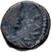 2½ nummi Baduila / Au nom d'Anastase I, 491-518 (Ticinum) – avers