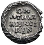 ¼ silique Athalaric / Au nom de Justinien I, 527-565 (Ravenne) – revers