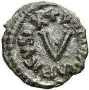 5 nummi Athalaric (Rome) -  revers
