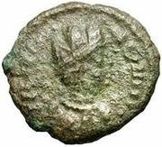 5 nummi Théodoric (Ravenne) – avers