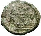 5 nummi Théodoric (Ravenne) – revers