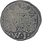 1 Pfennig - Wolfgang I. and Joachim – avers
