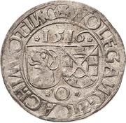 1 batzen Wolfgang I et Joachim – avers