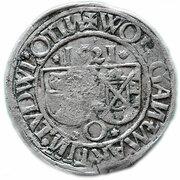 1 batzen Wolfgang I, Martin et Ludwig XIV – avers