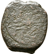 Manghir - Mourad II (Bourse) – avers