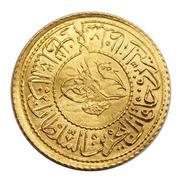 Rumi Altin - Mahmoud II. (1808-1839; AH1223-1255 -KONSTANTINIYE) – avers
