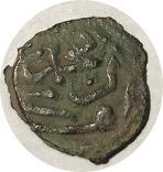Murad II - Mangır, Edirne variant – avers