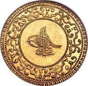3 Altin - Abdul Hamid I – avers