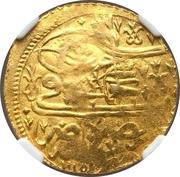 Eshrefi Altin - Ahmed III – avers