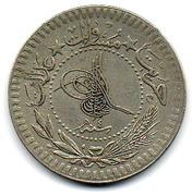 40 para - Mehmet VI -  avers
