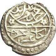 1 Akce - Mehmed I (Type 2) – avers