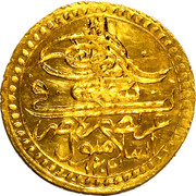 Zari Mahbub - Selim III (Islambol mint) – avers