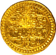Zari Mahbub - Selim III (Islambol mint) – revers