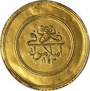 3 Altın - Mahmud I – revers