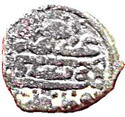 Mangir - Suleiman I The Magnificent - year 985/1577/ - Constantinople mint – avers