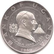 30 shillings (Paul VI) – revers