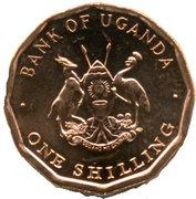 1 shilling -  avers