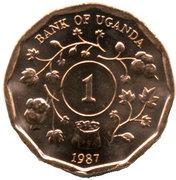 1 shilling -  revers