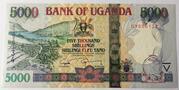 5000 New Shillings – avers