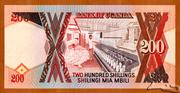 200 Shillings – revers