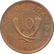 10 cents – avers