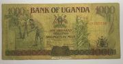 1000 Shillings – avers