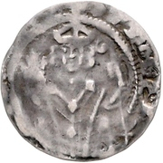 1 Pfennig - Otto von Rietberg – avers