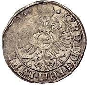 12 Kreuzer - Ferdinand von Bayern (Kipper) – revers
