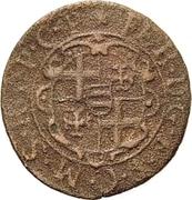 1 Pfennig - Ferdinand II. von Fürstenberg – avers