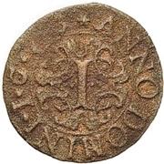1 Pfennig - Ferdinand II. von Fürstenberg – revers