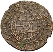 3 Pfennig - Ferdinand II. von Fürstenberg – avers