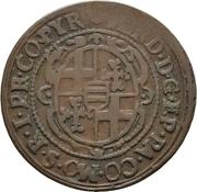 6 pfennig - Ferdinand II. von Fürstenberg – avers