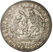 1 Thaler - Hermann Werner von Metternich – avers