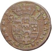 1 Pfennig - Franz Arnold von Metternich – avers