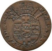 3 Pfennig - Franz Arnold von Metternich – avers