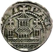 1 Pfennig - Simon I. zur Lippe – revers