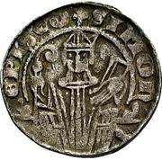 1 Pfennig - Simon I. zur Lippe – avers