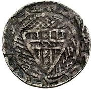 1 Pfennig - Bernhard IV. zur Lippe – revers